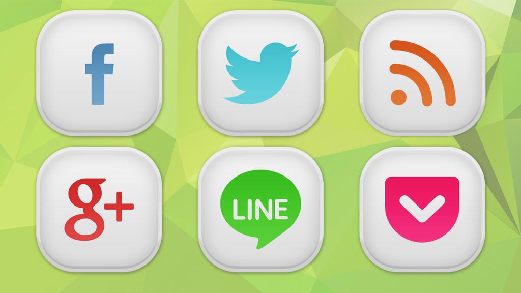 social_button_wall