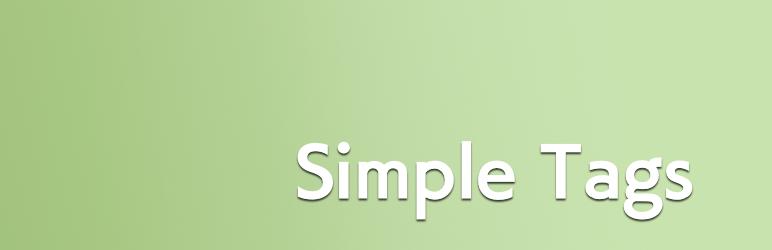 Simple Tags